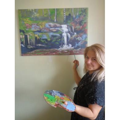 Фън Шуй изработка  енергийни картини