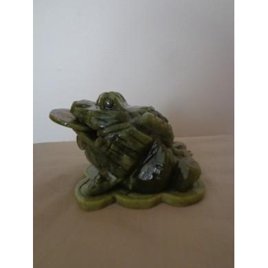Фън Шуй талисмани - Трикраката жаба на парите