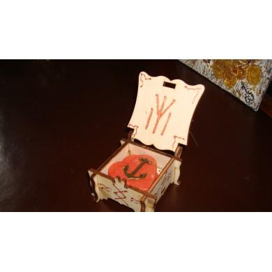 Фън Шуй кутийка за сбъдване на желания
