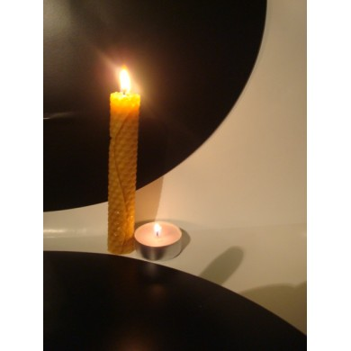 Свещ за изчистване на пространството